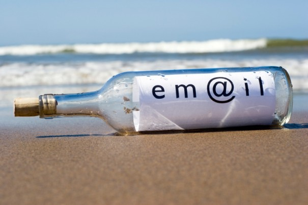 Email In a Bottle